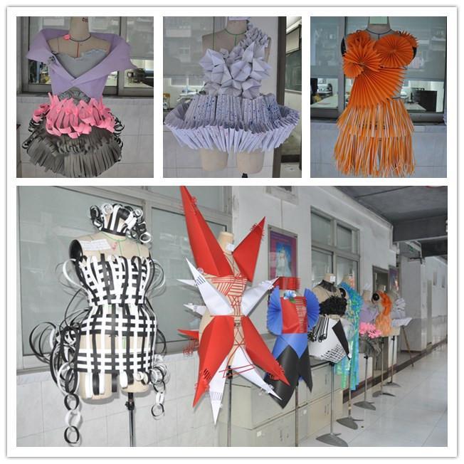 美轮美奂,充满美感和智慧的时尚创意服饰,服装设计风格新颖而独特图片