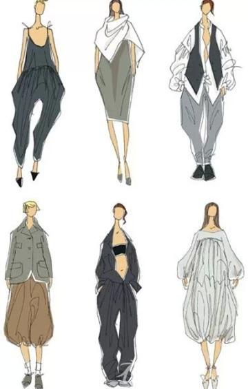 2016春夏服装款式设计:从面料提取灵感
