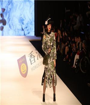 香港服装学院-金利昌杯--服装设计师杜炳根  服装主题:《沉艺》